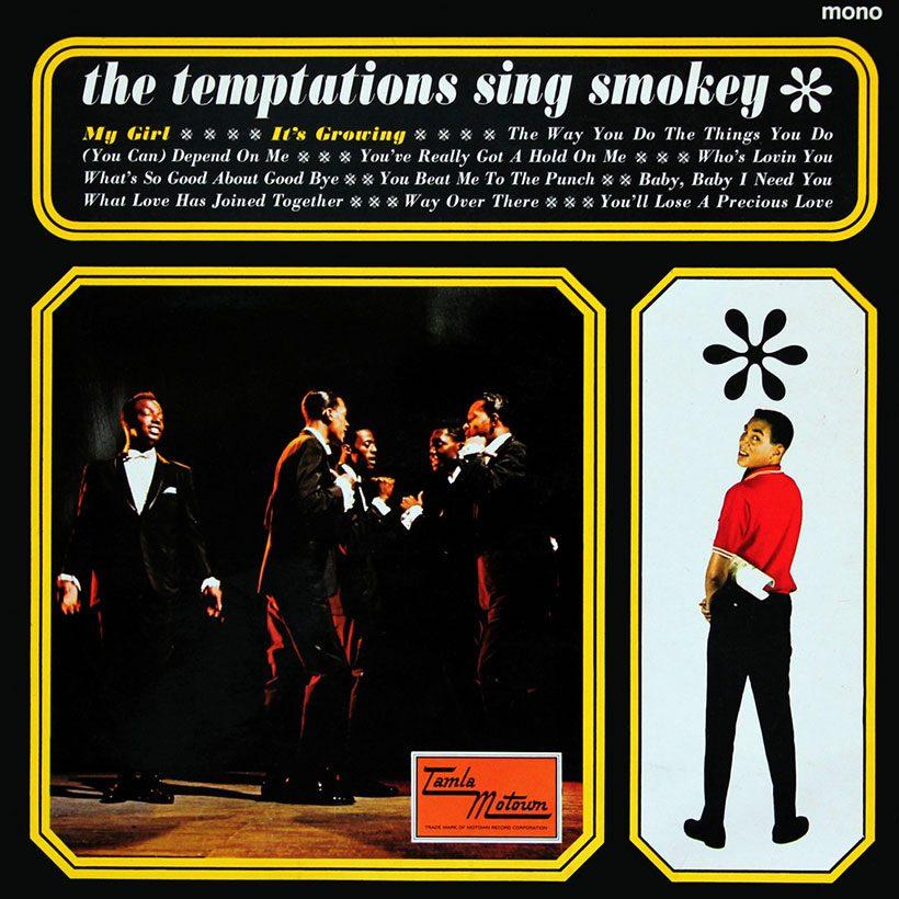The Temptations Sing Smokey Robinson album cover web optimised 820