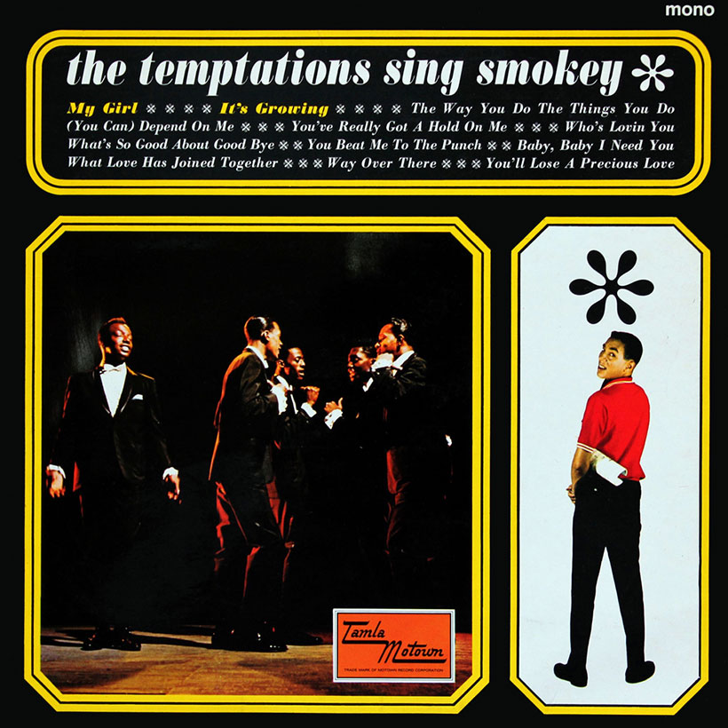 'The Temptations Sing Smokey': Two Motown Legends, One Soul Classic