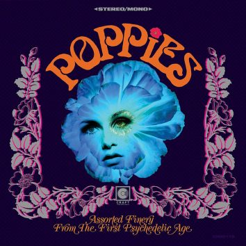 Poppies Psychedelic Age Release