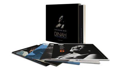 Dinah Washington Vinyl Box Set