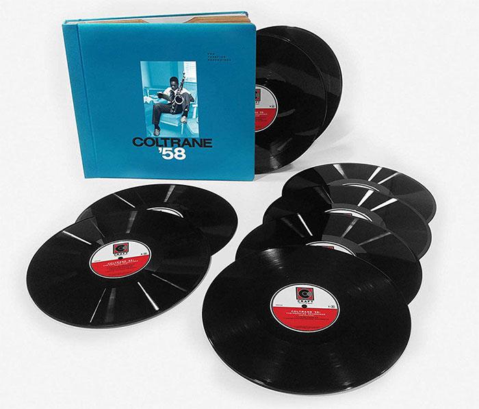 Coltrane Prestige Recordings