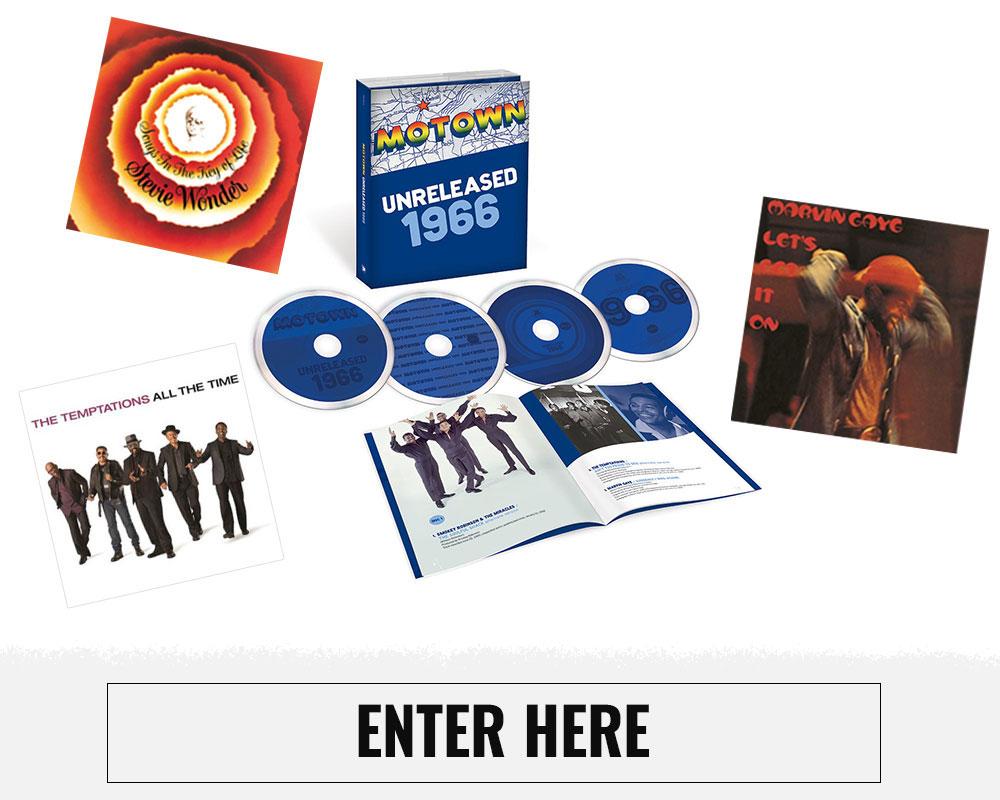 Motown Bundle Giveaway