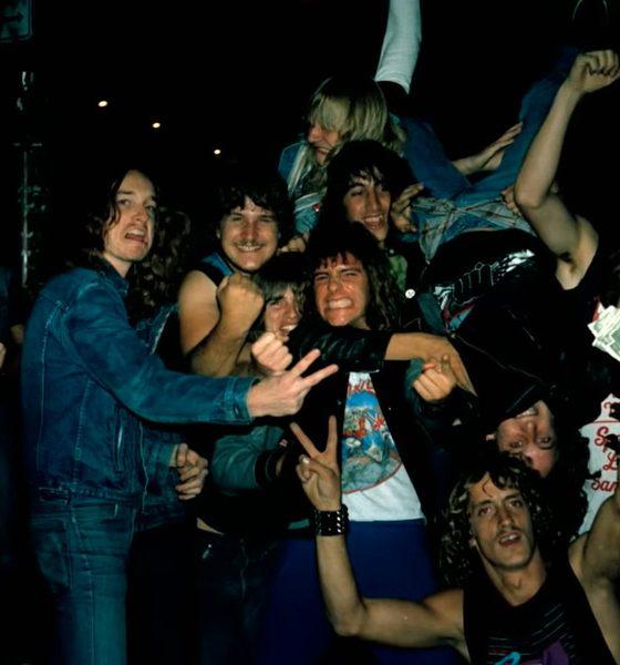 Thrash Metal Film Metallica Slayer