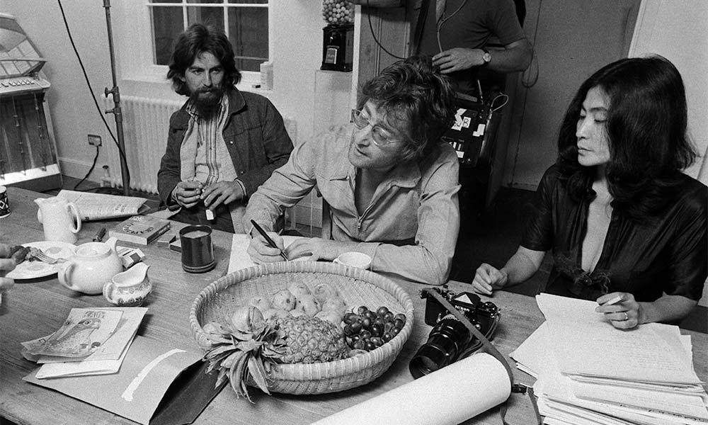 Musicians Who Are Poets John Lennon photo by Spud Murphy Copyright Yoko Ono 2 web optimised 1000