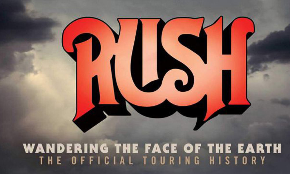 Rush Touring History Book