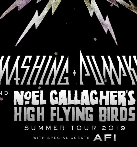 Smashing Pumpkins High Flying Birds Tour