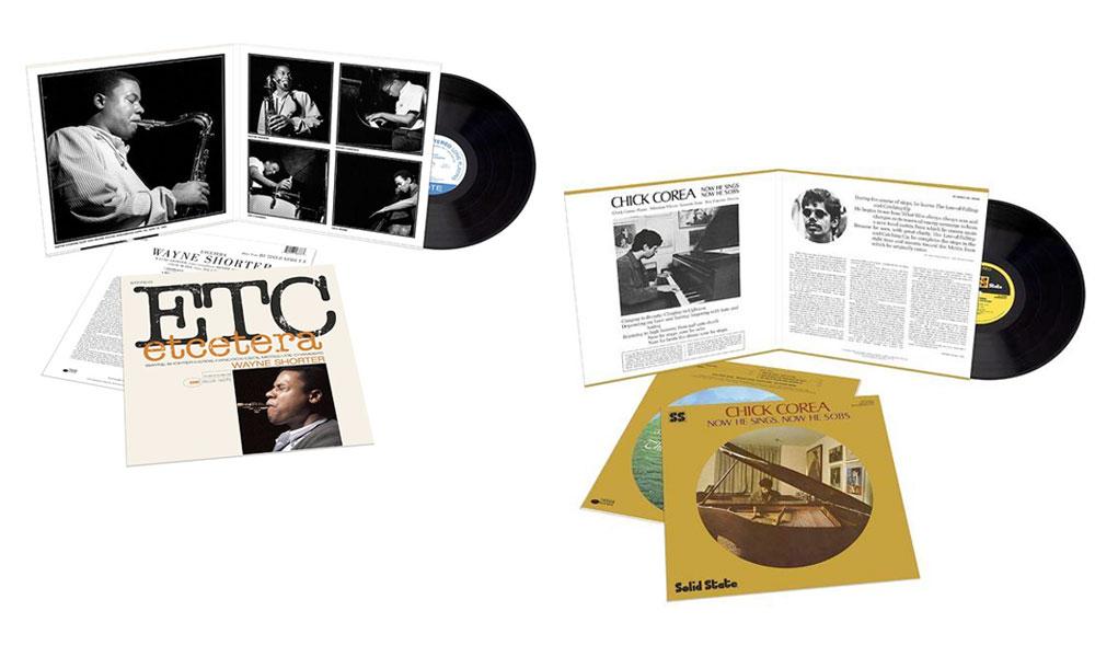 Win Wayne Shorter And Chick Corea's Tone Poet Vinyl Reissues!