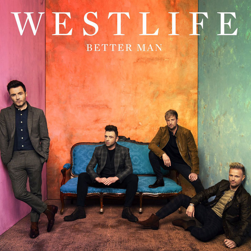 Westlife New Single Better Man