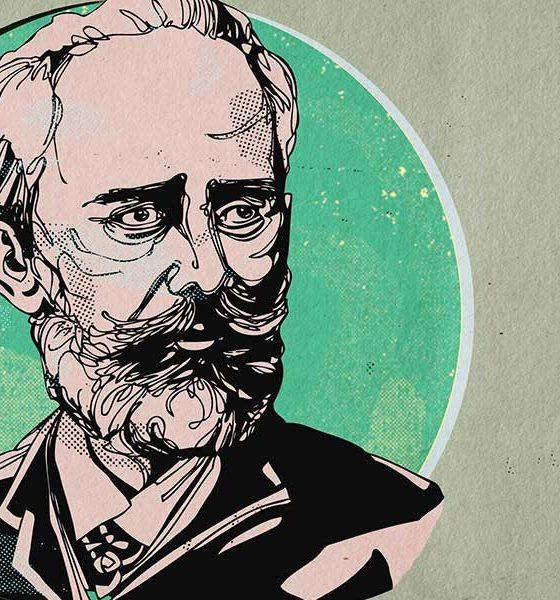 Tchaikovsky composer image