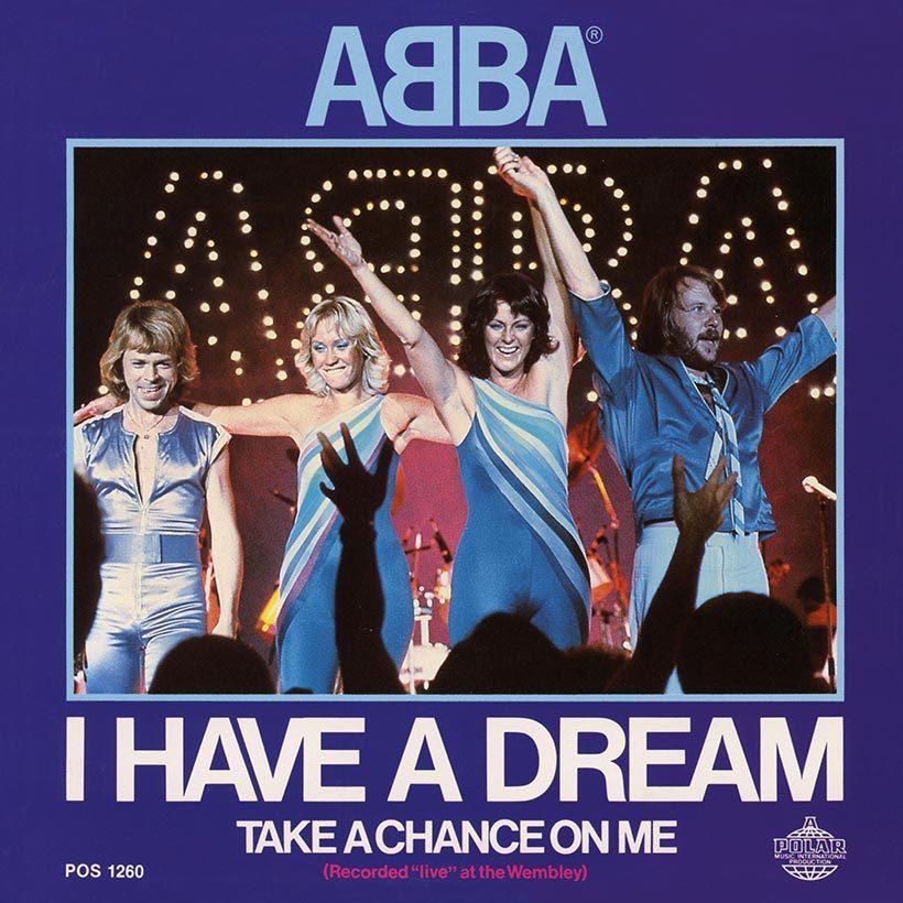 ABBA I Have A Dream single artwork web optimised 820