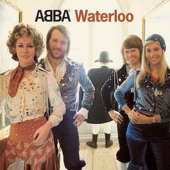 Abba Waterloo album