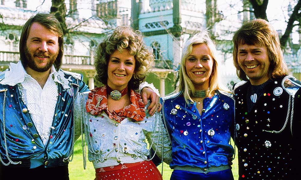 ABBA Waterloo era