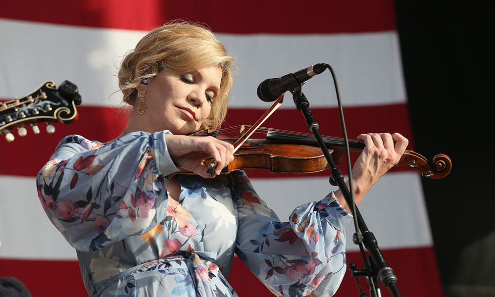 Alison Krauss photo by Gary Miller/Getty Images for Shock Ink