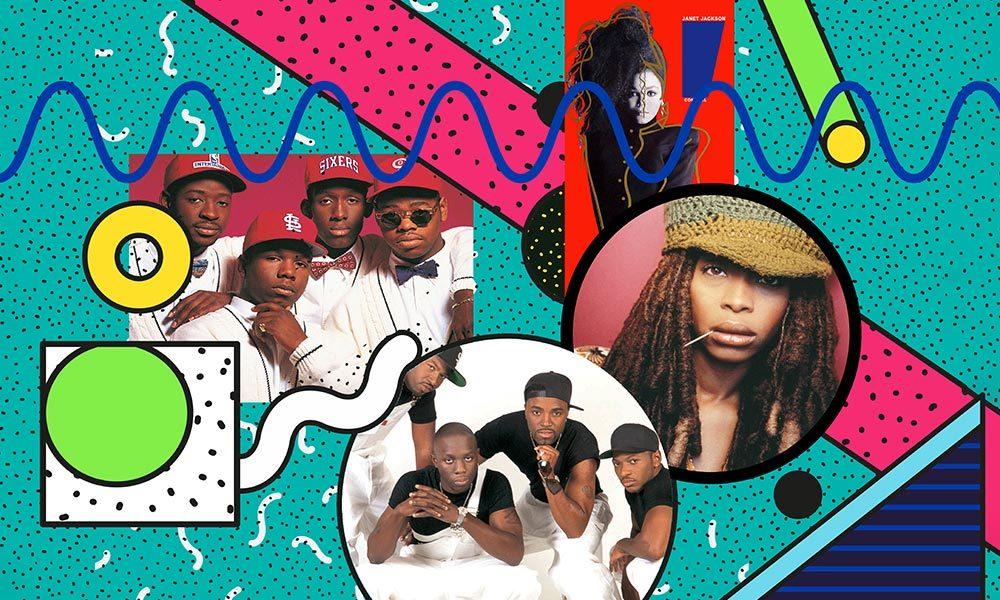 Best 90s R&B songs