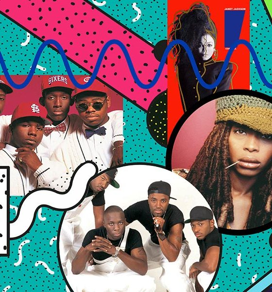 Best 90s R&B songs