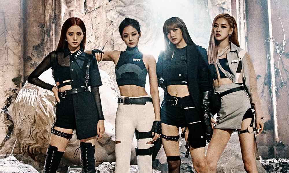 Blackpink 2019 Kill This Love Press Shot