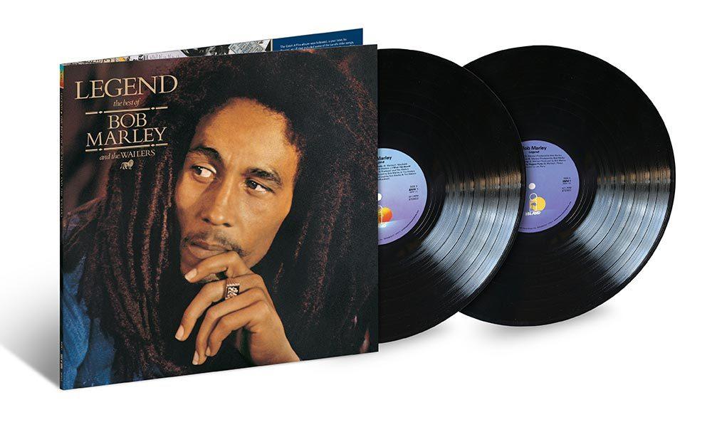 Bob Marley Legend 35 Exploded packshot
