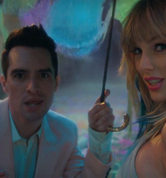 Taylor Swift Me Brendon Urie