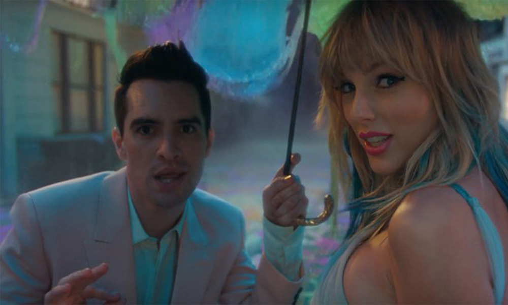 Taylor Swift Shares The Video For New Single, 'ME!' Ft. Panic! At The Disco's Brendon Urie