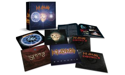 Def Leppard Box Set Volume 2