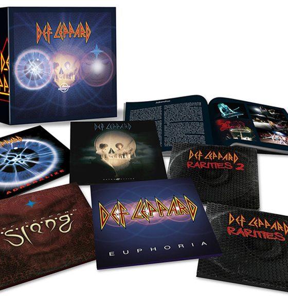 Def Leppard Box Set Volume 2