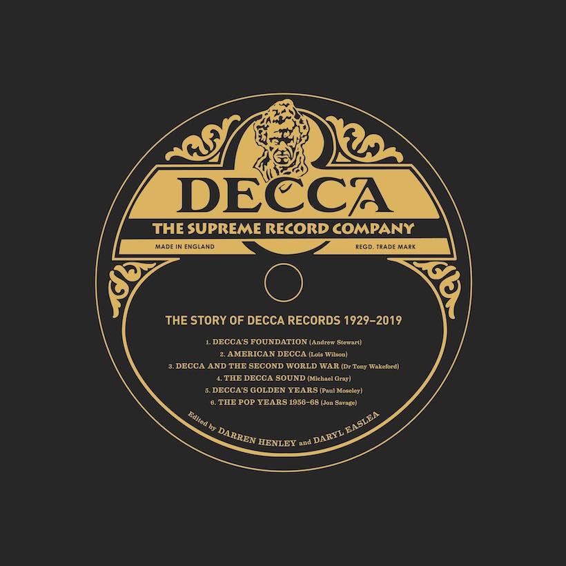 Decca The Supreme Record Company book cover