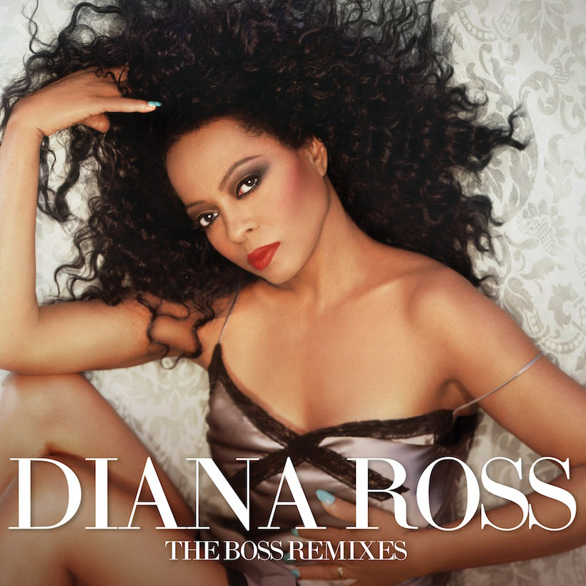 Diana Ross The Boss Remixes
