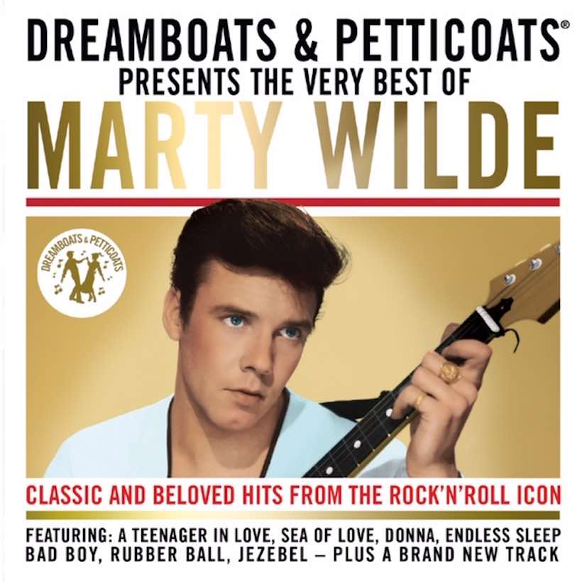 Dreamboats and Petticoats Presents The Very Best of Marty Wilde