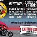 Guns N' Roses, Def Leppard, Slayer, Megadeth Confirmed For Inaugural Exit 111 Festival