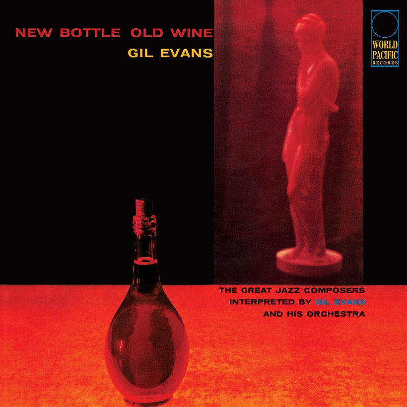 Gil Evans New Bottle Old Wine album cover