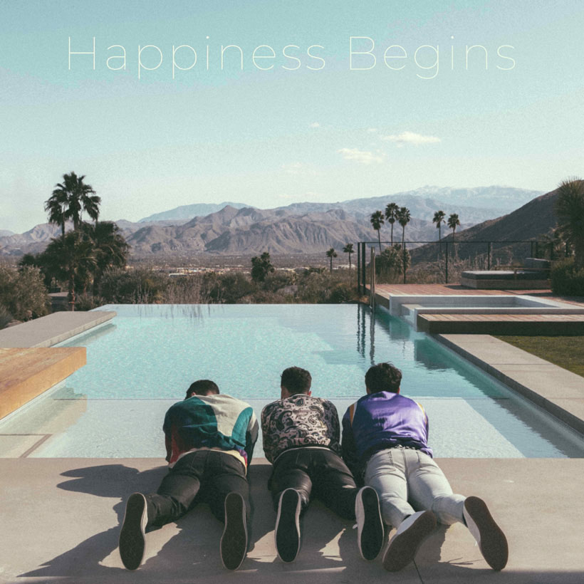 The Jonas Brothers Announce New Album, 'Happiness Begins'