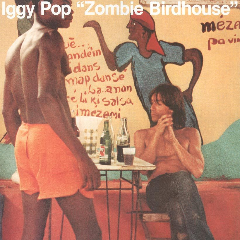 Iggy Pop Zombie Birdhouse reissue
