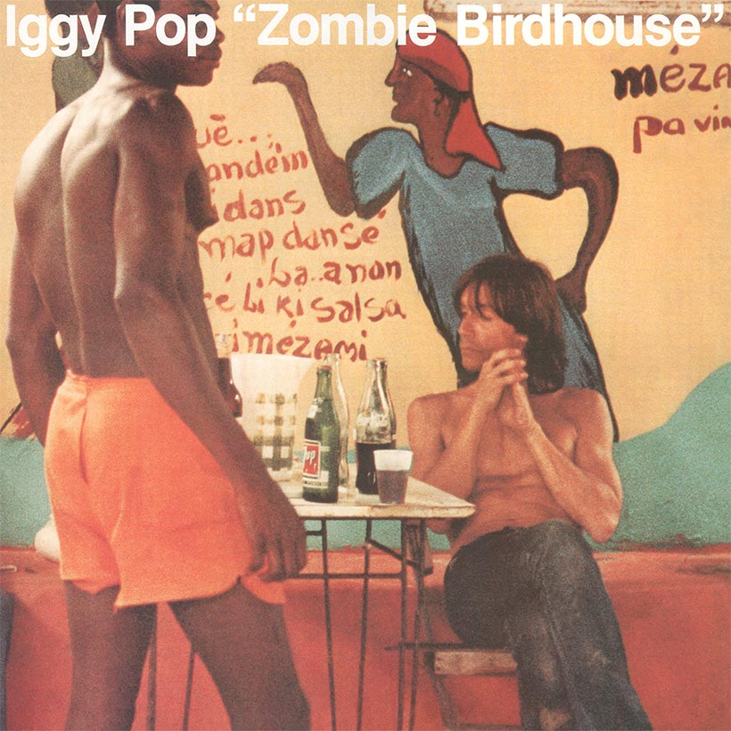Lost Iggy Pop Classic 'Zombie Birdhouse' Set For Reissue In June