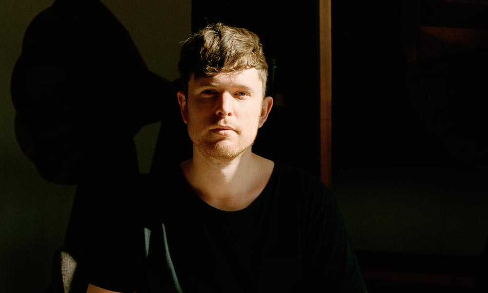 James Blake Solo Piano Shows US