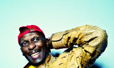 Jimmy Cliff Love Supreme 2019