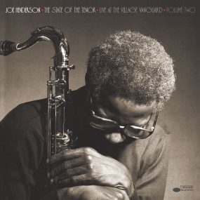 Joe Henderson State Of The Tenor Vol 2 album cover