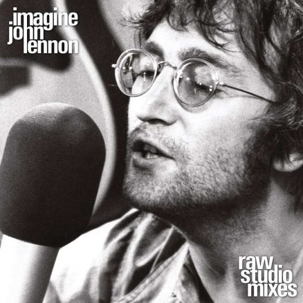 John Lennon Imagine Raw Studio Mixes packshot