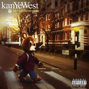 Kanye West Late Orchestration
