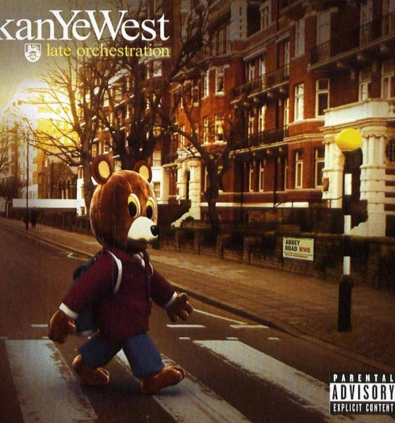 Kanye West Late Orchestration album cover
