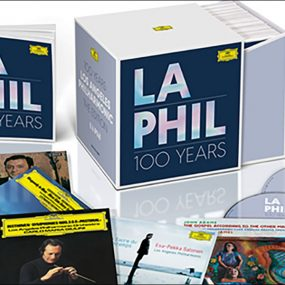 LA Phil 100 Years open box set