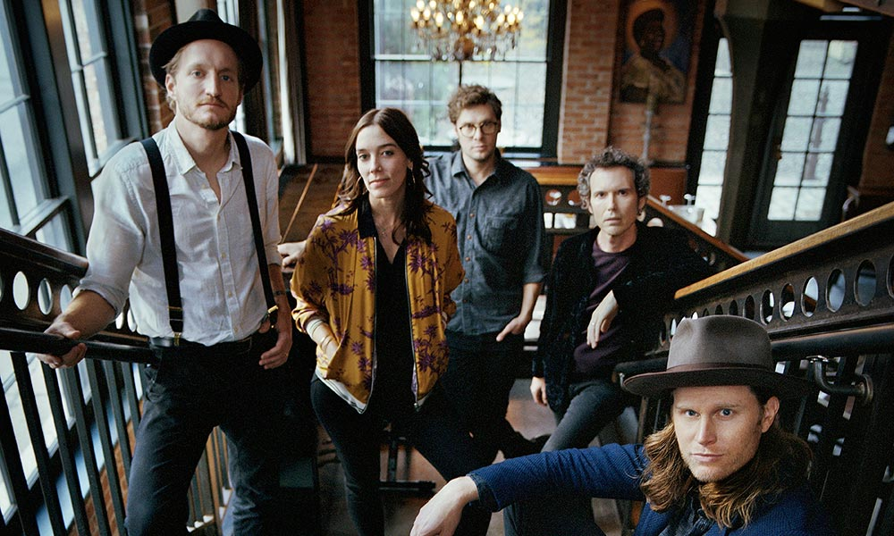 Video Lumineers New Track Donna