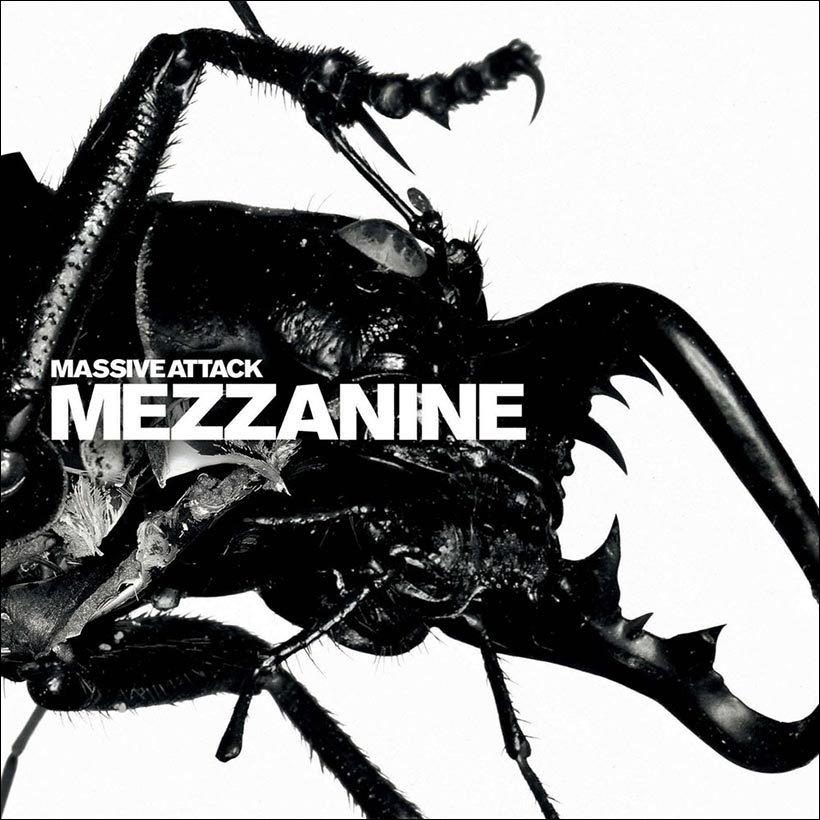 Massive Attack Mezzanine album cover