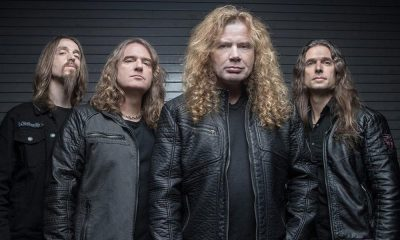 Megadeth 2018 press shot web optimised 1000