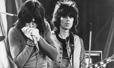 Mick Jagger Keith Richards Rock And Roll Circus