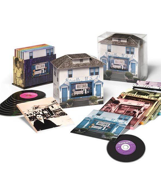 Motown No1s box set packshot