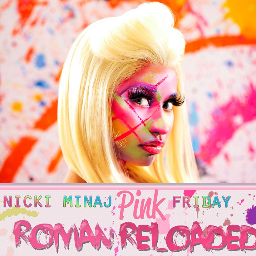 Nicki Minaj Roman Reloaded