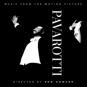 Pavarotti soundtrack cover