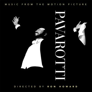 Pavarotti soundtrack artwork