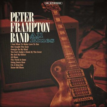 Peter Frampton All Blues artwork