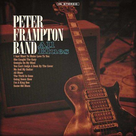 Peter Frampton All Blues artwork